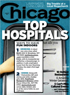 Press item at Bin 22 - Chicago Magazine