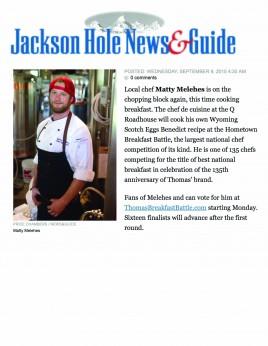 Jackson Hole News and Guide
