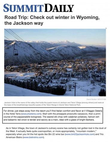 Summit Daily News